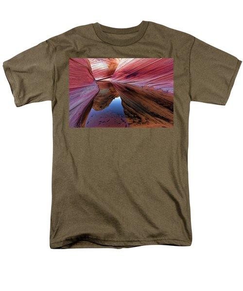 A Moment To Reflect Men's T-Shirt  (Regular Fit) by Jonathan Davison