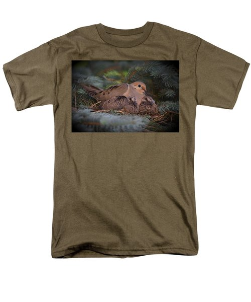 A Mother's Love Men's T-Shirt  (Regular Fit) by Gary Smith