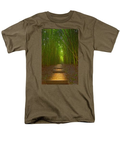 A Path Less Traveled Men's T-Shirt  (Regular Fit)
