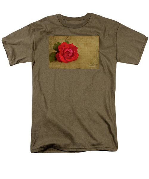 A Rose By Any Other Name Men's T-Shirt  (Regular Fit) by Lena Auxier