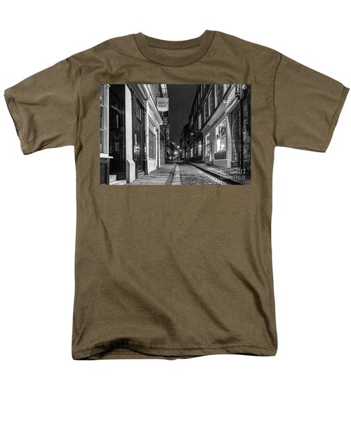 A Step Back In Time Men's T-Shirt  (Regular Fit) by David  Hollingworth