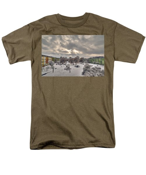 A Very Special Place Men's T-Shirt  (Regular Fit) by Tgchan