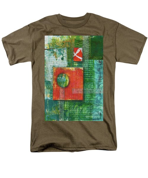 A View Men's T-Shirt  (Regular Fit)