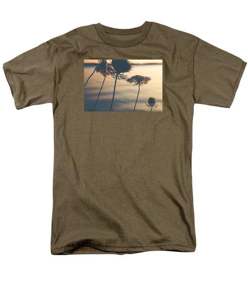 Men's T-Shirt  (Regular Fit) featuring the photograph A Vintage Sunset by Rebecca Davis