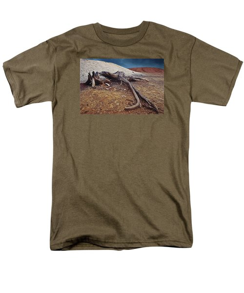 Abandoned Quarry Men's T-Shirt  (Regular Fit) by Vladimir Kholostykh
