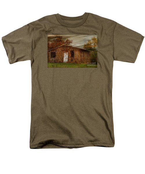 Men's T-Shirt  (Regular Fit) featuring the photograph Abandoned by Tamera James