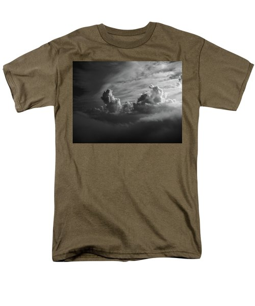 Above Earth 4 Men's T-Shirt  (Regular Fit) by Cedric Hampton