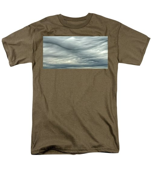 Abstract Of The Clouds 2 Men's T-Shirt  (Regular Fit)
