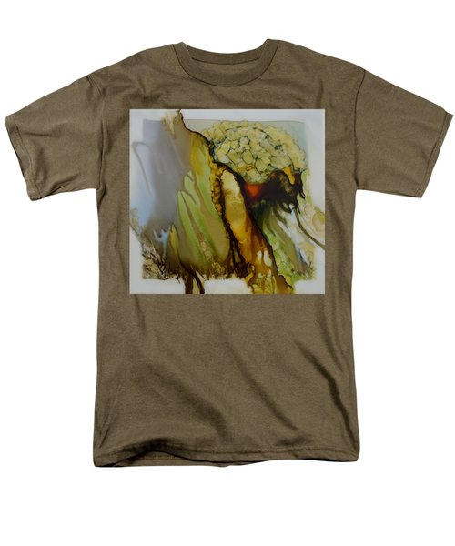 Abstract X Men's T-Shirt  (Regular Fit) by Joanne Smoley
