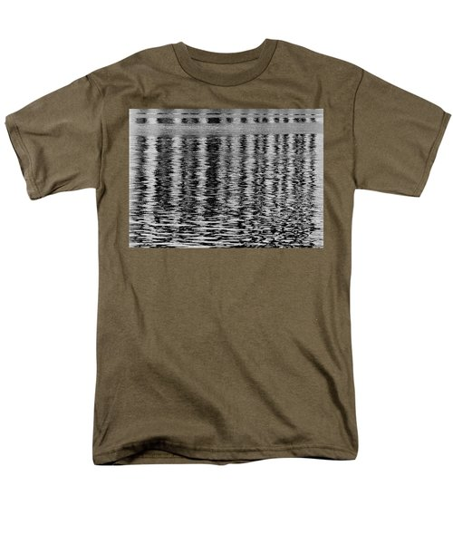 Abstraction Men's T-Shirt  (Regular Fit)