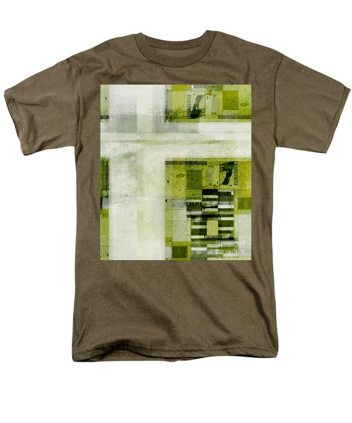 Men's T-Shirt  (Regular Fit) featuring the digital art Abstractitude - C4bv2 by Variance Collections