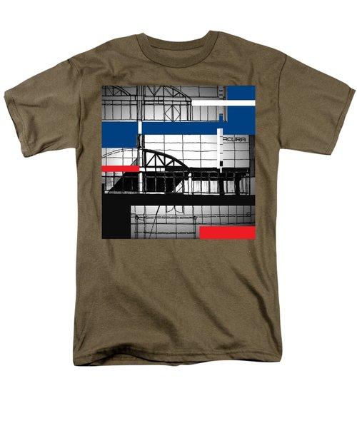 Acura Study Men's T-Shirt  (Regular Fit)