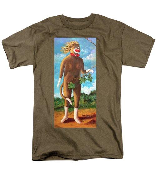 Adam  Men's T-Shirt  (Regular Fit)