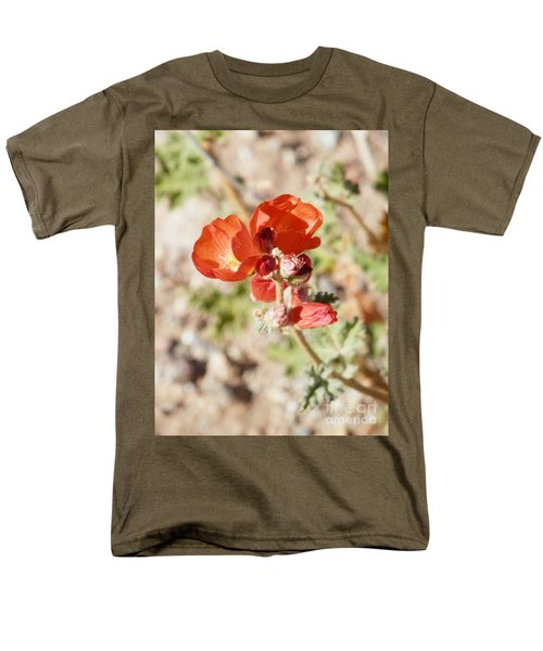 Aeon In Red Men's T-Shirt  (Regular Fit)