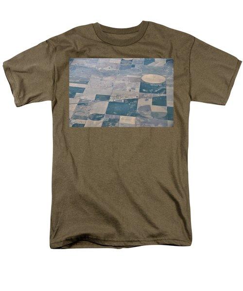 Aerial 1 Men's T-Shirt  (Regular Fit)