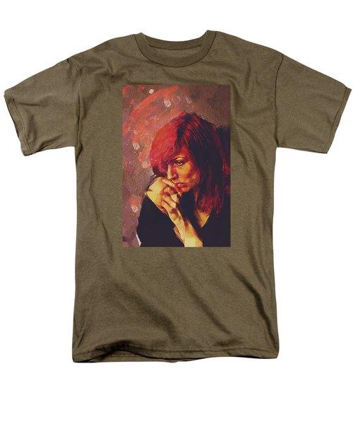 Afterimage Men's T-Shirt  (Regular Fit) by Galen Valle