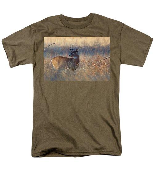 Men's T-Shirt  (Regular Fit) featuring the photograph Alarm by Jim Garrison