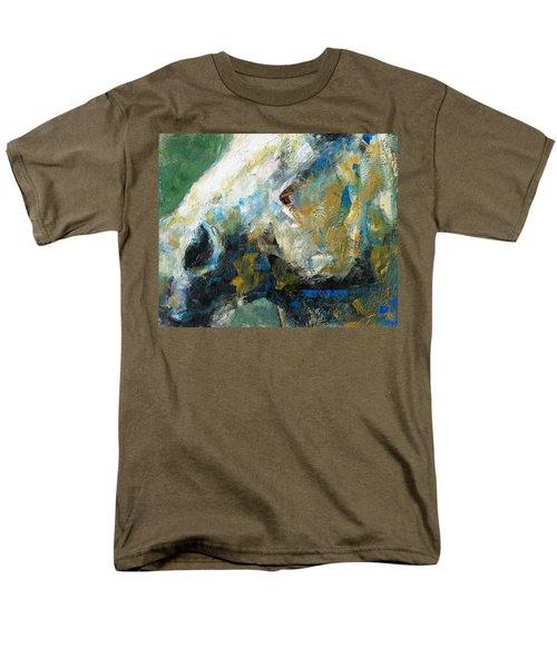 Alerted Men's T-Shirt  (Regular Fit) by Frances Marino