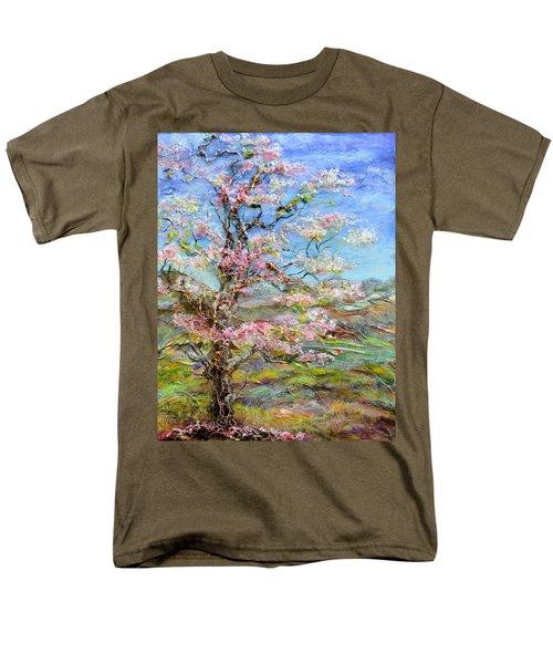 Alive Men's T-Shirt  (Regular Fit) by Regina Valluzzi