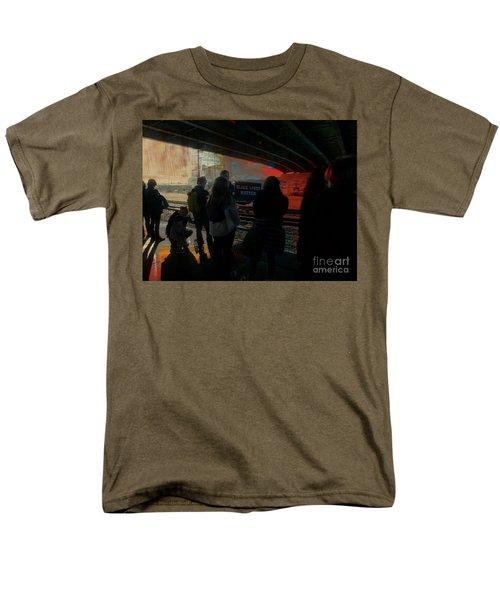 All Lives Matter Men's T-Shirt  (Regular Fit)