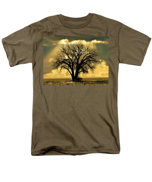 All That Remains  Men's T-Shirt  (Regular Fit) by Julie Hamilton