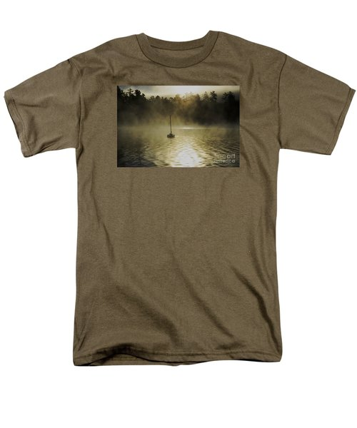 Alone Men's T-Shirt  (Regular Fit) by Sherman Perry