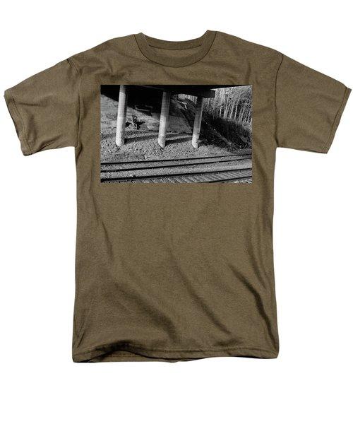 Men's T-Shirt  (Regular Fit) featuring the photograph Alone Time by Tara Lynn