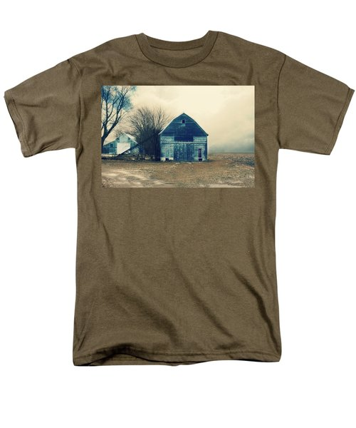 Men's T-Shirt  (Regular Fit) featuring the photograph Always Work To Do by Julie Hamilton