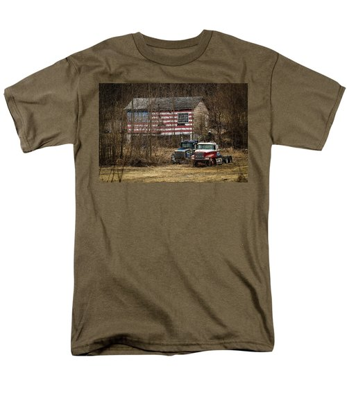 American Dream Men's T-Shirt  (Regular Fit)