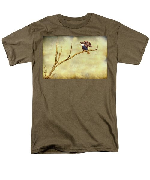 Men's T-Shirt  (Regular Fit) featuring the photograph American Freedom by James BO Insogna