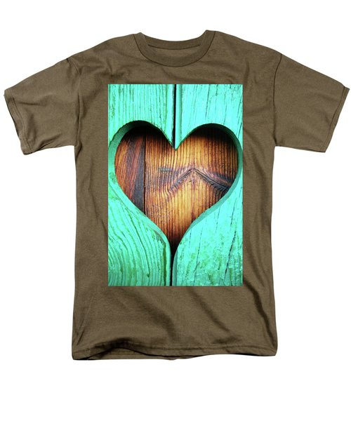 Amor ... Men's T-Shirt  (Regular Fit) by Juergen Weiss