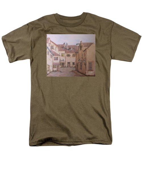 An Ode To Charles Dickens  Men's T-Shirt  (Regular Fit)