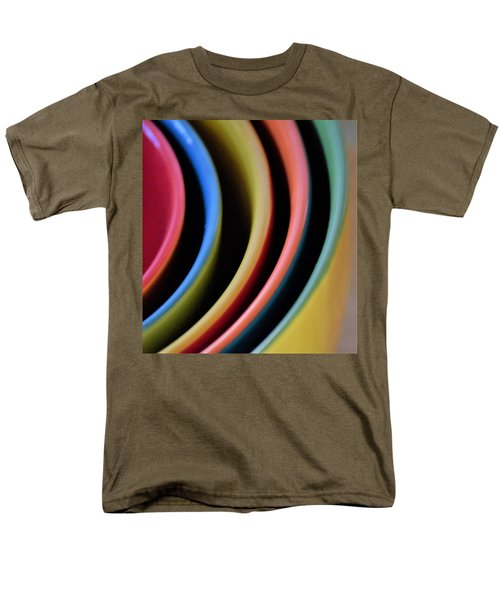 And A Dash Of Color Men's T-Shirt  (Regular Fit) by John Glass