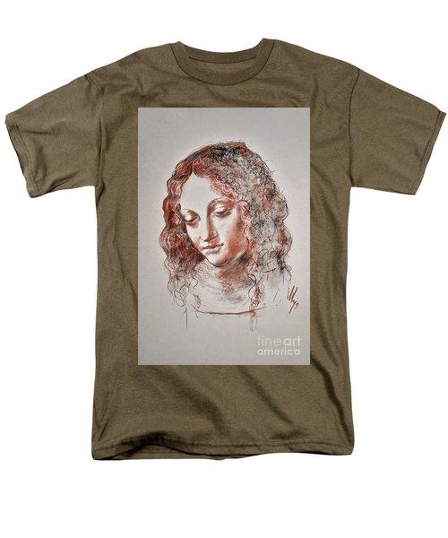 Angel Madonna Men's T-Shirt  (Regular Fit) by Maja Sokolowska