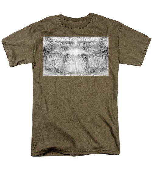 Angel Wings Pattern Men's T-Shirt  (Regular Fit) by James Larkin