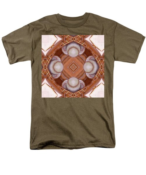 Angels In The Outfield Men's T-Shirt  (Regular Fit) by Maria Watt