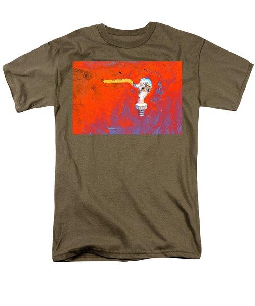 Aniatah Men's T-Shirt  (Regular Fit)