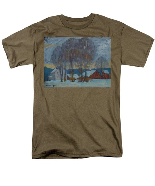 Another Look At Kordana's Men's T-Shirt  (Regular Fit) by Len Stomski