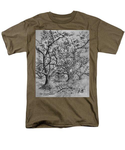 Apple Orchard Men's T-Shirt  (Regular Fit) by Jim Hubbard