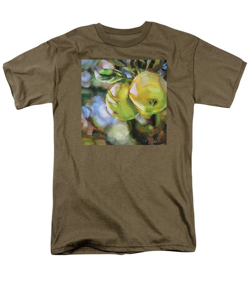 Apple Tree Men's T-Shirt  (Regular Fit) by Tracy Male