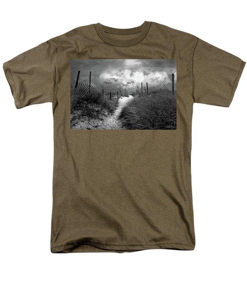 Approaching Storm Men's T-Shirt  (Regular Fit) by John Rivera