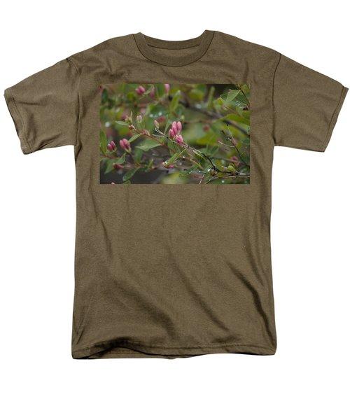 April Showers 2 Men's T-Shirt  (Regular Fit) by Antonio Romero