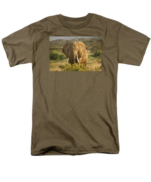 Are You Looking At Me? Men's T-Shirt  (Regular Fit) by Gary Hall