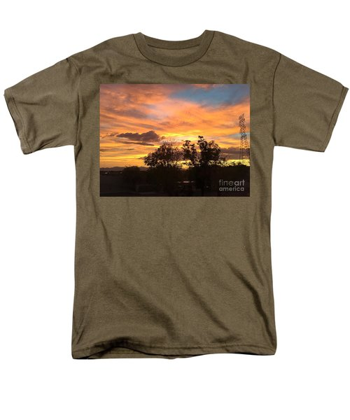 Men's T-Shirt  (Regular Fit) featuring the photograph Arizona Awesome by Anne Rodkin