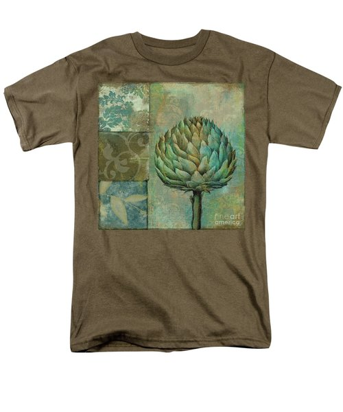 Artichoke Margaux Men's T-Shirt  (Regular Fit) by Mindy Sommers