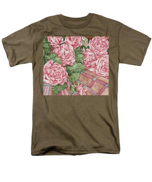 Love Of Roses Men's T-Shirt  (Regular Fit) by Kim Tran