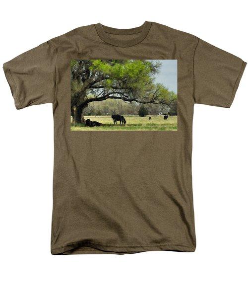 Shady Rest Men's T-Shirt  (Regular Fit) by Bill Kesler