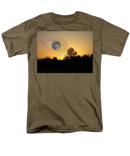 Men's T-Shirt  (Regular Fit) featuring the photograph As I See It by Joyce Dickens