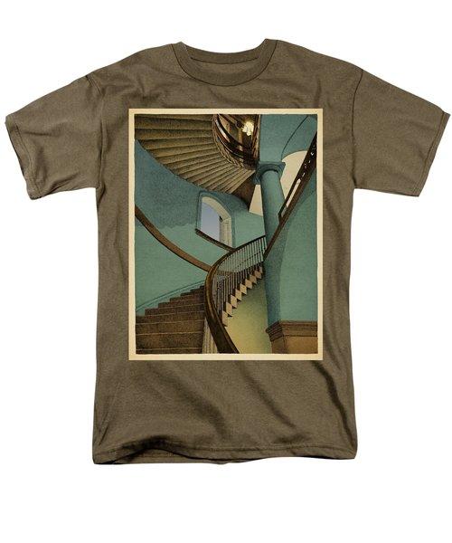 Ascending Men's T-Shirt  (Regular Fit) by Meg Shearer