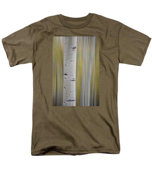 Aspen Men's T-Shirt  (Regular Fit) by Gary Lengyel